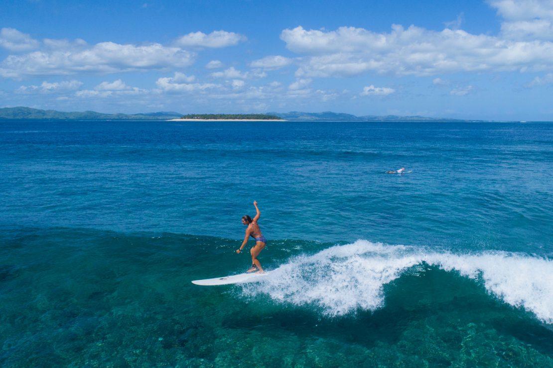 swimming pools namotu island longboarding surfing