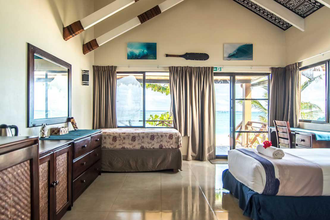 Sunset-Bures-Namotu-Island-accommodation-bedroom-sea-view