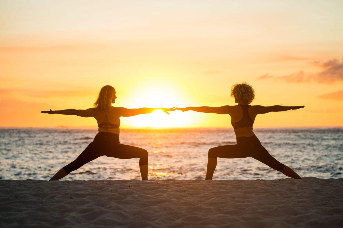 yoga namotu sunset surf yoga fiji