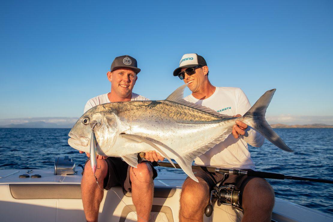 topwater fishing namotu